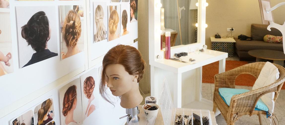 סדנת תסרוקות לנשים עסוקות