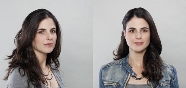 טיפול בשיער חלק וגלי למראה נקי וזוהר