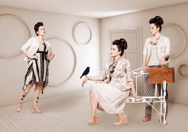 קטלוג אופנה - נתי מור עיצוב תסרוקות ואיפור