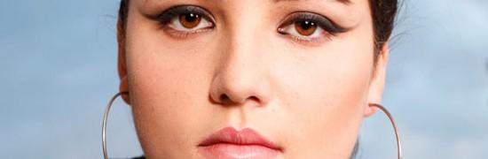 איפור עיניים משורטט ומוקפד
