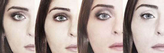איפור עיניים – עיצוב צורת העין