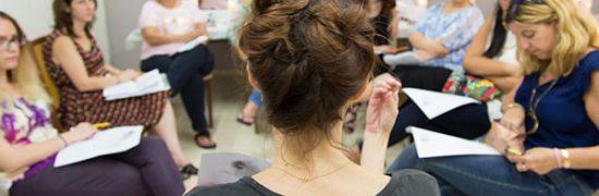 תסרוקת לולה – תסרוקת מהירה ליום לשיער חלק וגלי